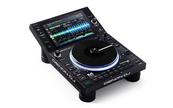 Denon SC6000M Prime Dual Deck DJ Media Player