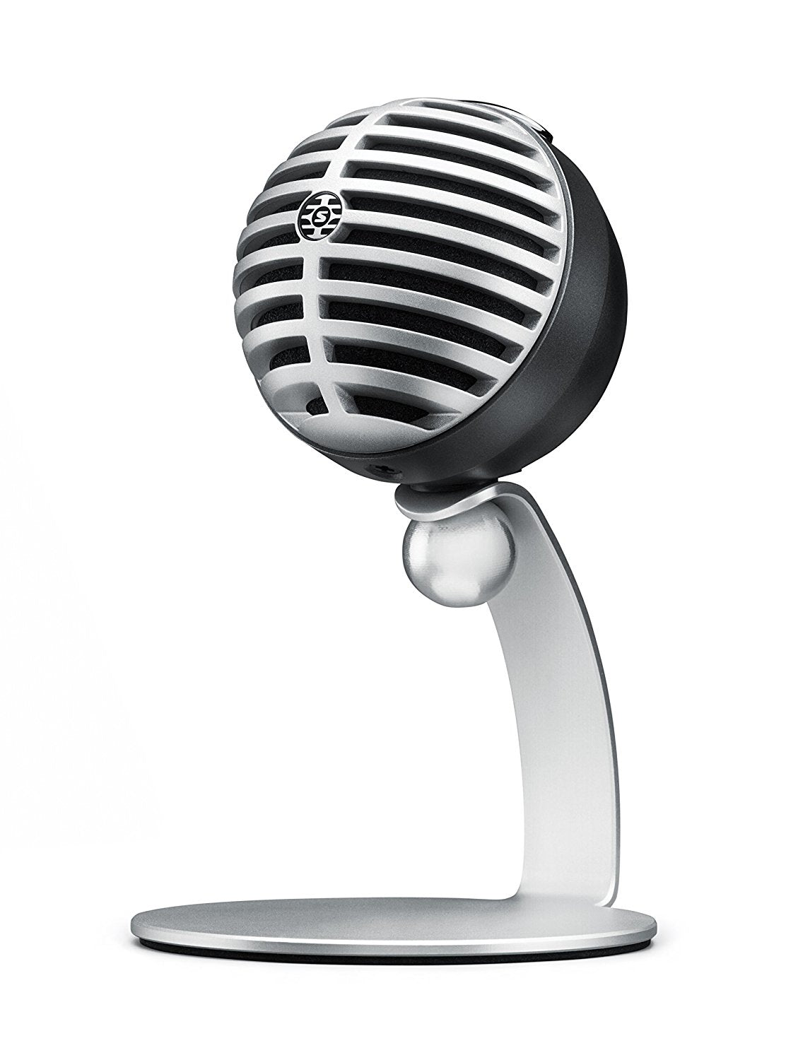 Shure MV5 (Grey)  Condenser Microphone for iOS and USB