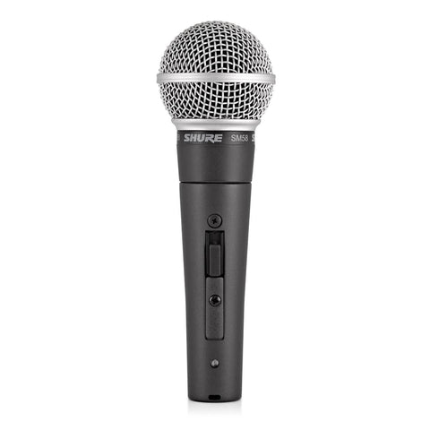 Shure SM58S (Switched Version)