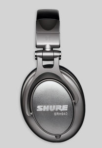 Shure SRH940 Reference Studio Headphones II