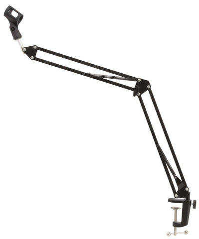 Citronic SMS001 Studio Swivel Microphone Boom Arm (Short)