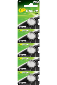 GP Ultra CR2032 Lithium Cell Battery (Single) (Snark)