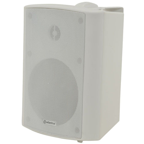 "Adastra BP5V-W 5"" Weatherproof Speaker (White)"