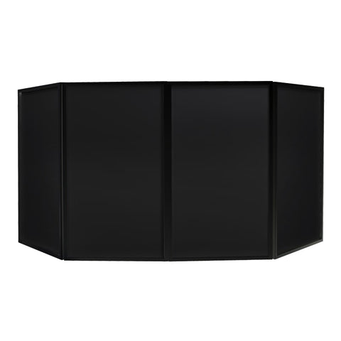 Equinox Foldable DJ Screen MK2 (Black)