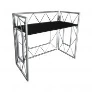 Equinox Truss Booth System DJ Stand