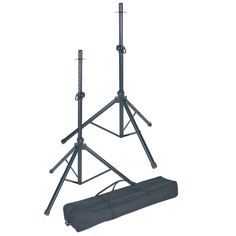 Kinsman Heavy Duty Speaker stands inc Bag.