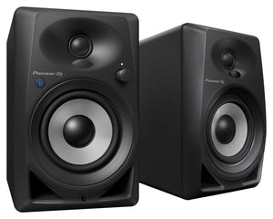 Pioneer DM-40BT 4-inch Compact Active Monitor Speaker with Bluetooth (Pair)