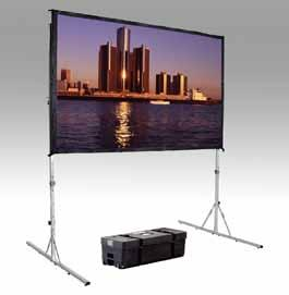 Da-Lite 8t x 6ft Projection Screen