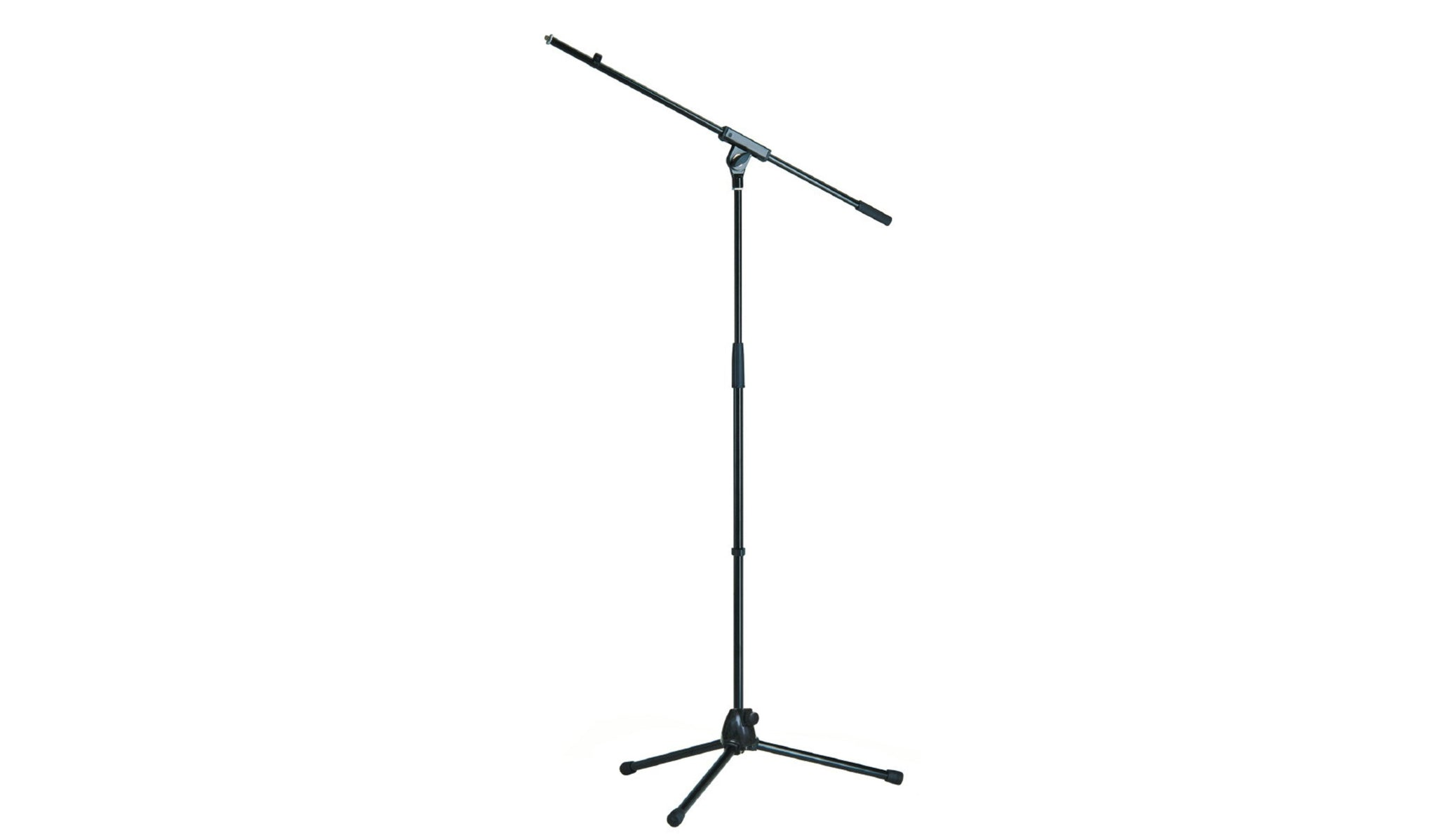 K and M Microphone Boom Stand (Black) 21070