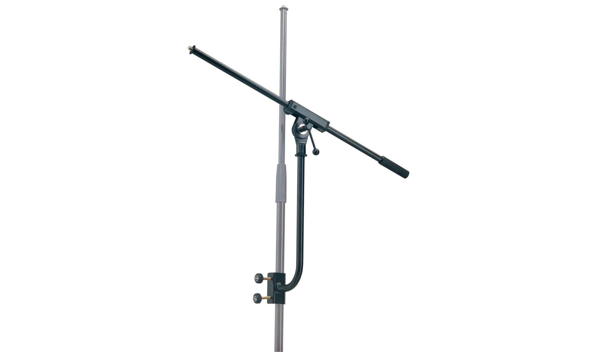 K and M Microphone Arm - Mic Stand Add-On (Black)