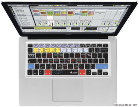 Magma Keyboard Cover - Ableton (MacBook Pro)