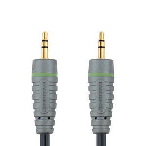 Bandridge 3.5mm Mini Jack to 3.5mm Mini Jack 1.0m