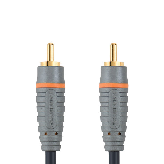 Bandridge Digital Coax Audio Cable 2.0m