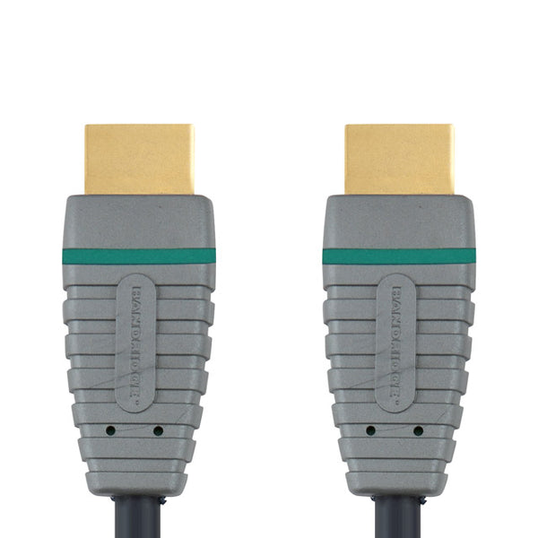 Bandridge High Speed HDMI Cable with Ethernet 1.0m