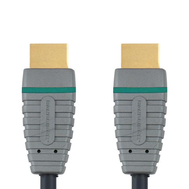 Bandridge High Speed HDMI Cable with Ethernet 5.0m