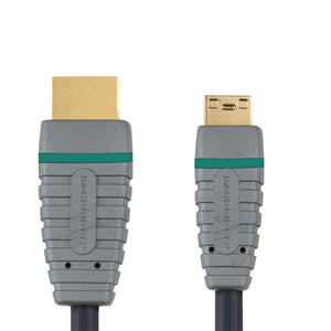 Bandridge HDMI Mini to HDMI 3D Ready Cable 2.0m