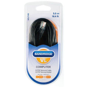 Bandridge CAT5E Network Cable 5.0m