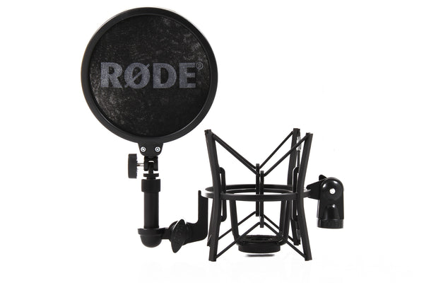 Rode SM6 Microphone Shock Mount with Pop Shield