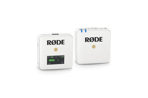 Rode Wireless GO (White)