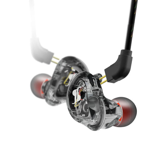 Stagg SPM-235 Dual Driver In-Ear Monitors (Black)