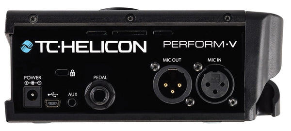 TC Helicon Perform V - Vocal Effects Processor