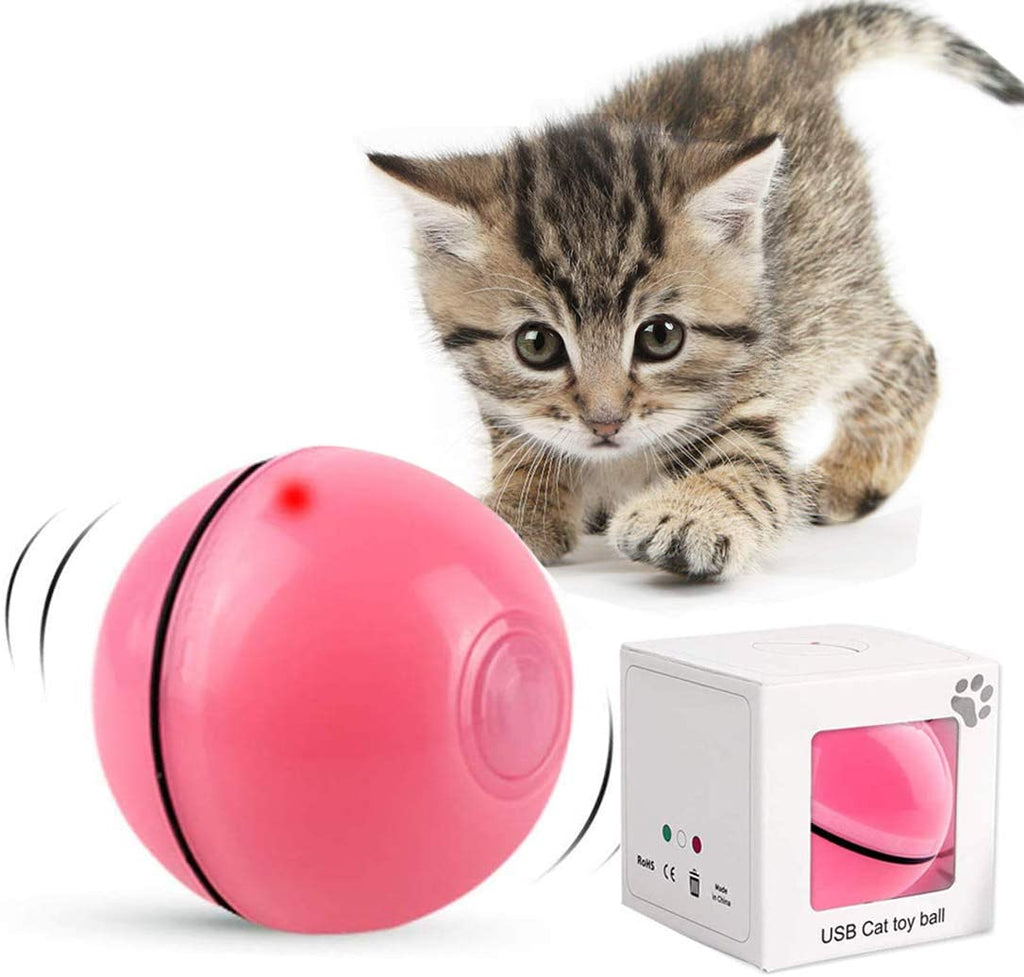 Balle interactive pour animaux MagicBall™