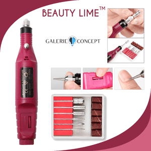 Beauty Lime™ - Kit Professionnel Manucure