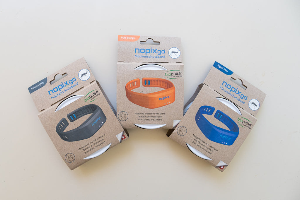 nopix bracelets mosquito bite protection natural bug bite protection