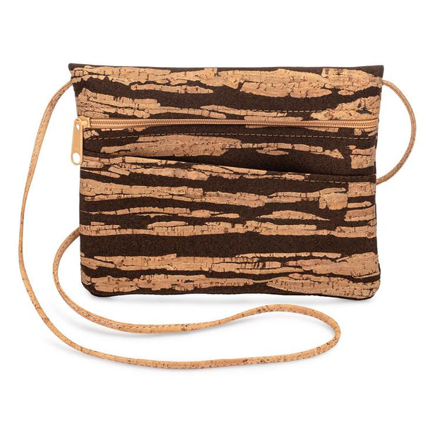 Cork Cross Body + Hip Bag