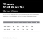 "Women's ""We Are the Same"" Short Sleeve Tee Shirt"