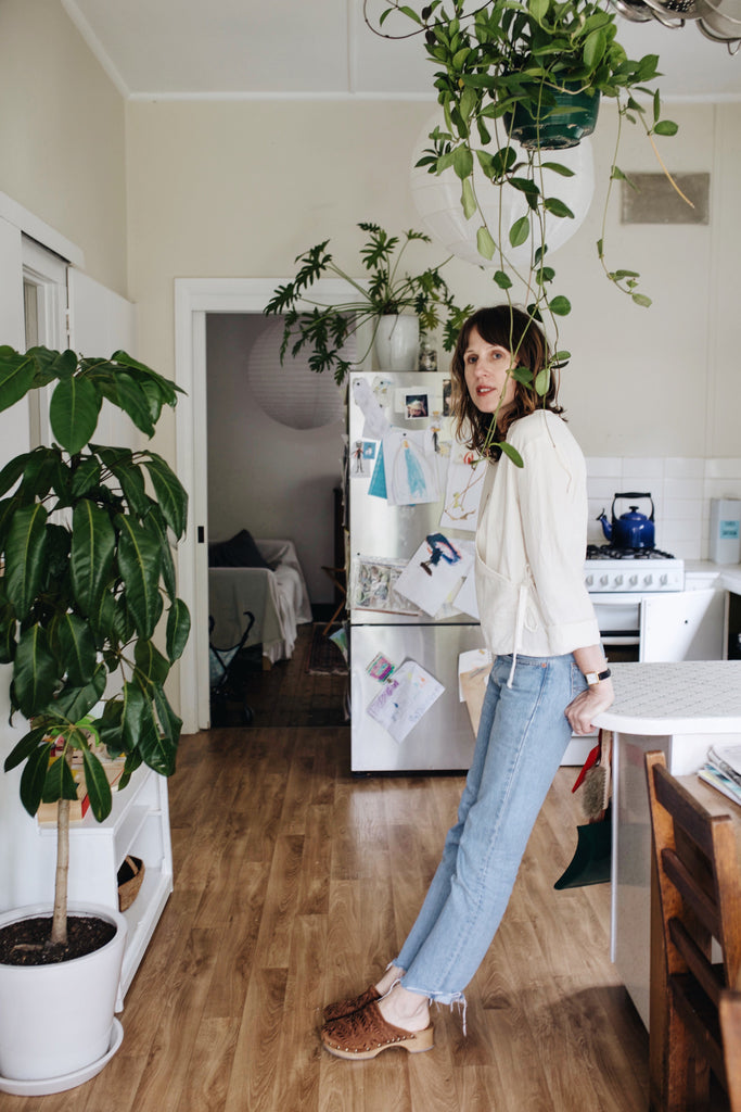 At home with... Anna Rummey