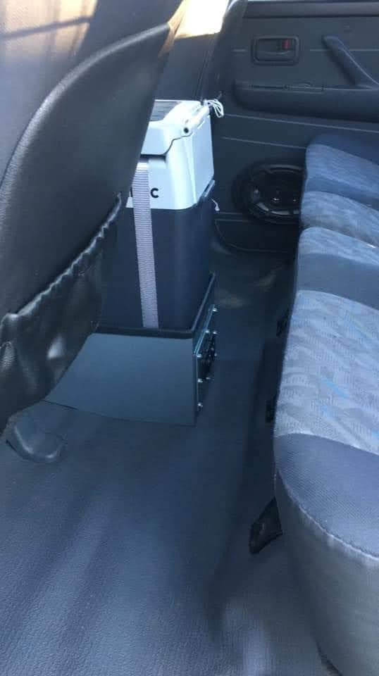 80 Series Fridge Center Console CF11 & CDF11