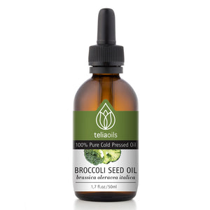 Broccoli Seed Oil 2oz / 60ml