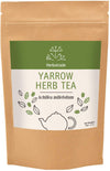 Yarrow (Achillea Millefolium) Dried Herbal Tea (Loose) 3 oz / 90gr wildcrafted Herbs by Teliaoils