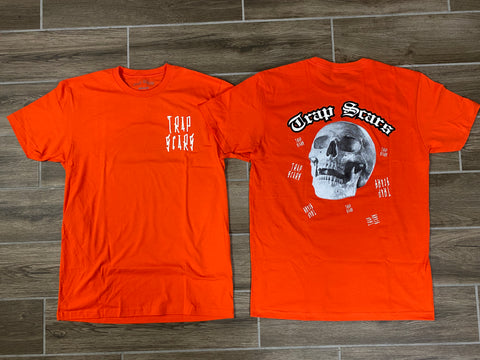 Orange - Trap Rock Tee
