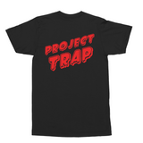 Black - Project Trap Tee