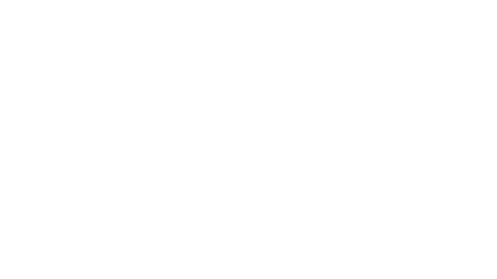 Nevi Gaming Desk illustration from the front in white showing height and width specifications on a black background