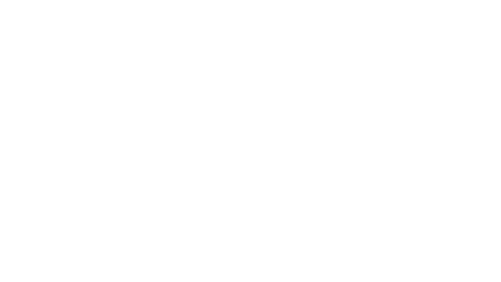 Illustration, in white on a black background, of the Ollin Monitor Arm, shows height specifications.