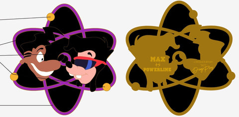 Max X Powerline Pin (Pre-Sale) *In Production*