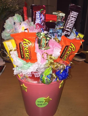 Custom Candy Bouquets!