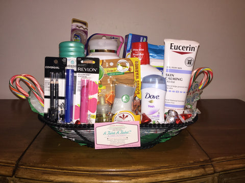 Pamper Her Holiday Gift Basket