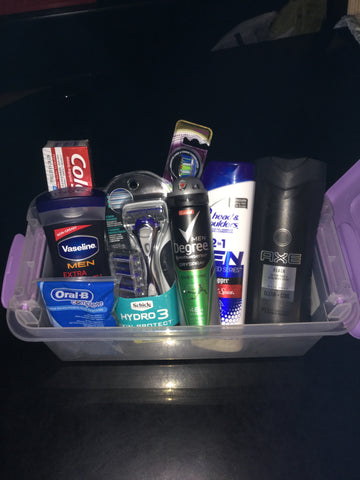 Men's Essentials Care Package