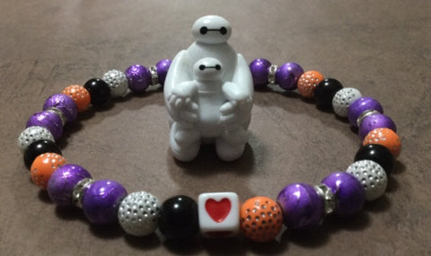 My Bay Bracelet (Big Hero 6 Inspired)