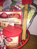 Holiday Bakers Gift Basket!