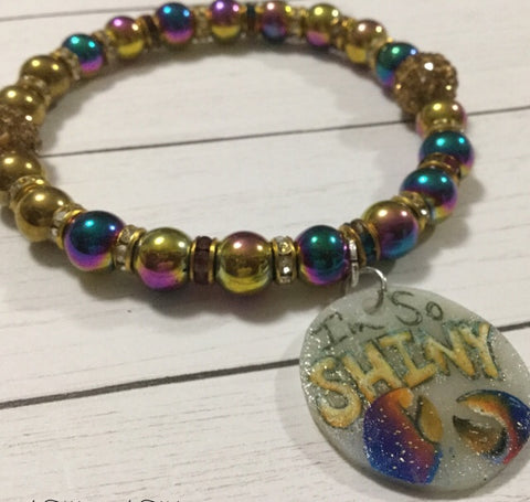 I'm So Shiny! (Moana Inspired) Bracelet