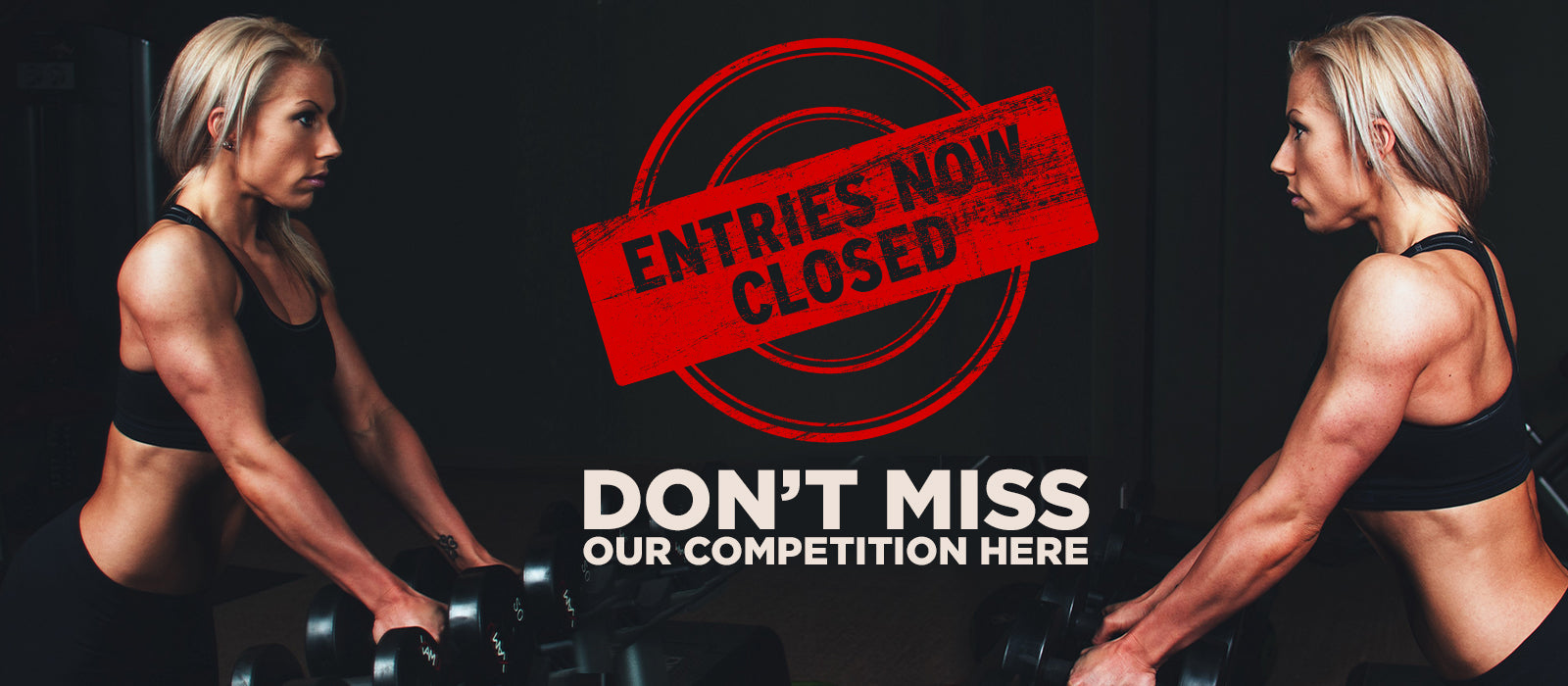 [ENTRIES NOW CLOSED] Don't Miss Our Competition Here
