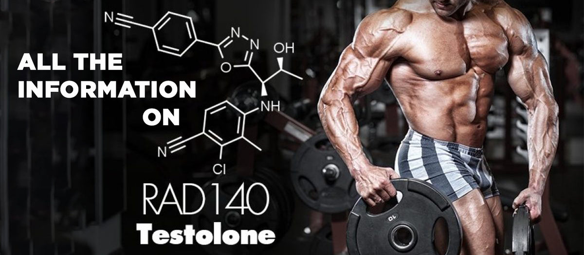 All The Information On Rad 140 Testolone