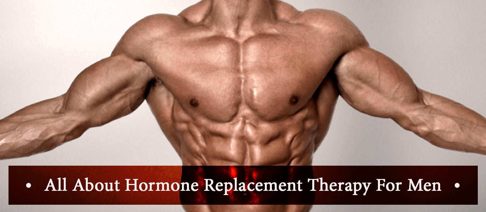 All About Hormone Replacement Therapy For Men