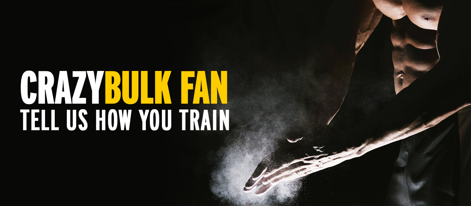 CrazyBulk Fan? Tell Us How You Train