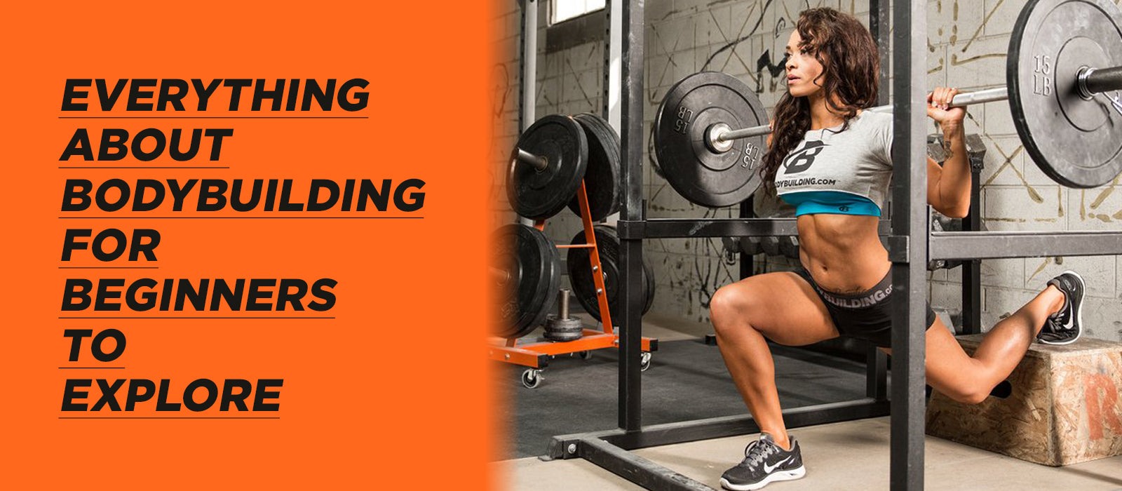 Everything About Bodybuilding For Beginners To Explore